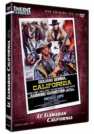 Le Llamaban California (Dvd-R) (California addio)