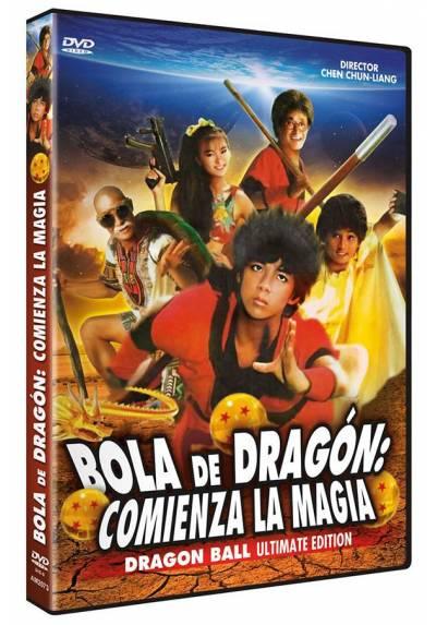 Bola de Dragón: Comienza la Magia  (Xin qi long zhu)