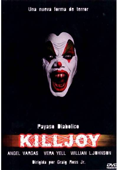 Killjoy: Payaso diabólico