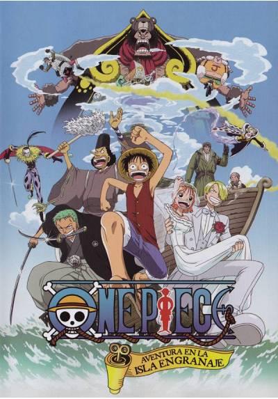 One Piece - Aventura En La Isla Engranaje (One Piece: Nejimaki Shima No Bôken)