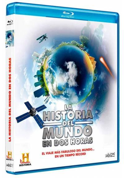 La historia del mundo en dos horas (Blu-ray) (History of the World in dos Hours)