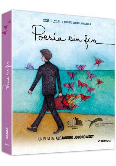 Poesía sin fin (Blu-Ray + DVD + Libreto)
