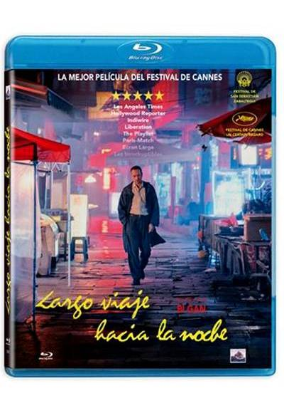 Largo viaje hacia la noche (V.O.S) (Blu-Ray) (Long Day's Journey Into Night) (Di qiu zui hou de ye wan)
