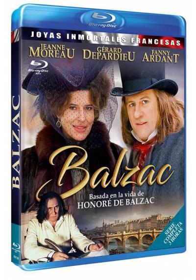 Balzac (Blu-Ray) (Serie Completa)