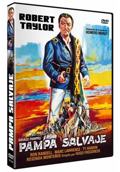 Pampa Salvaje (Savage Pampas)