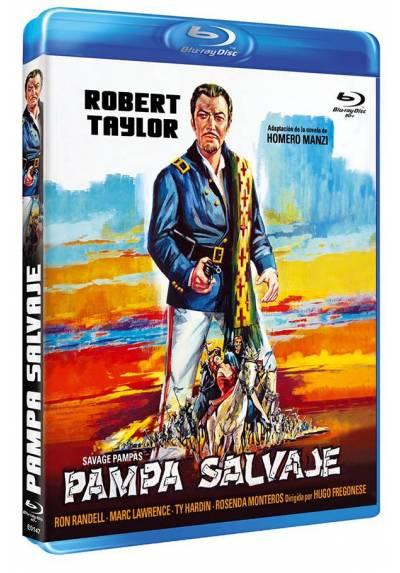 Pampa Salvaje (Blu-ray) (Bd-R) (Savage Pampas)