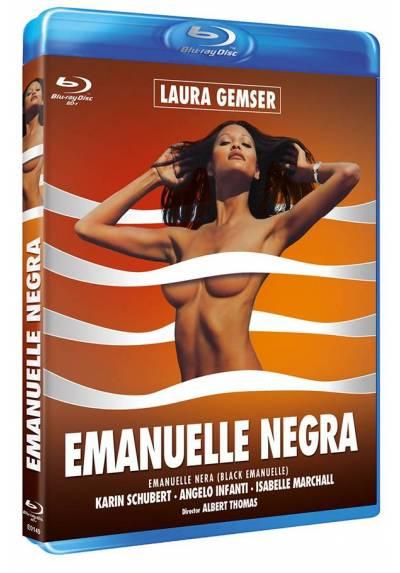 Emanuelle Negra (Blu-Ray) (Bd-R) (Black Emanuelle)
