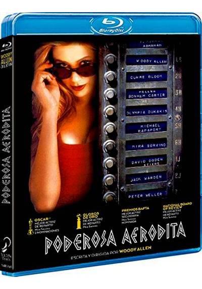 Poderosa Afrodita (Blu-Ray) (Mighty Aphrodite)
