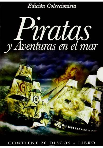 Pack Piratas Y Aventuras En El Mar (Edición Coleccionista)