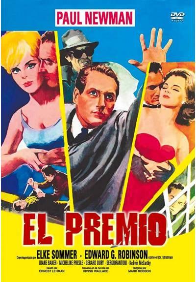 copy of El Premio (Blu-Ray) (The Prize)