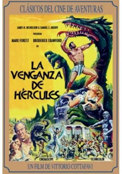 copy of La Venganza De Hércules (La Vendetta Di Ercole)