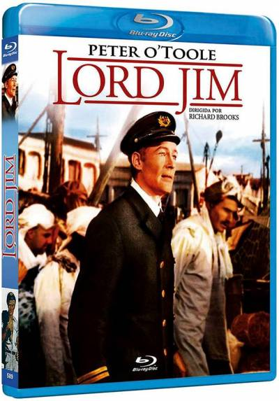 Lord Jim (Blu-ray) (Bd-R)