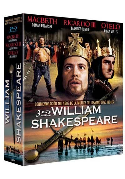 Pack William Shakespeare (Blu-ray)