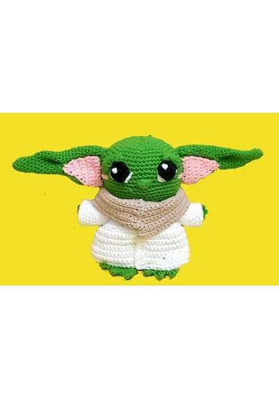 Baby Yoda (Amigurumis)