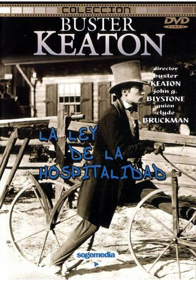 Colección Buster Keaton 5