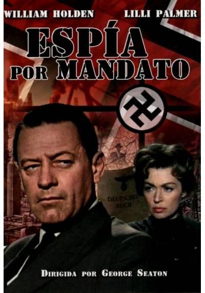 Espía por mandato (The Counterfeit Traitor)