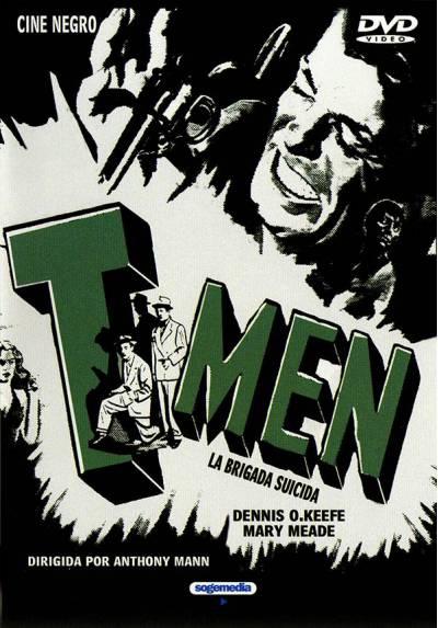 La brigada suicida (T-Men)