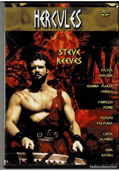 copy of Hercules (1958) (Le Fatiche Di Ercole) (Dvd-R)