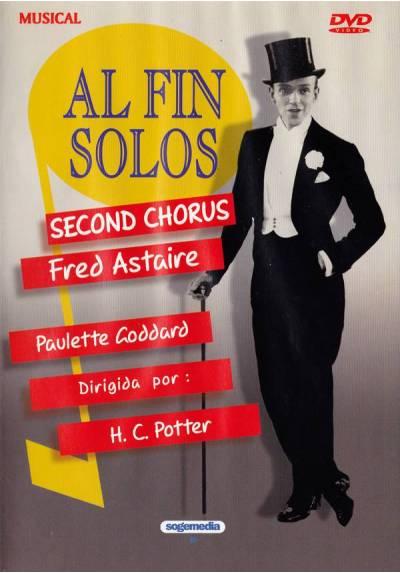 copy of Al Fin Solos (Blu-Ray) (Second Chorus)