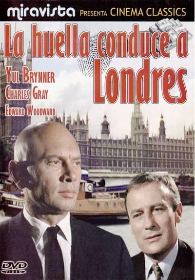 La huella conduce a Londres (The File of the Golden Goose)