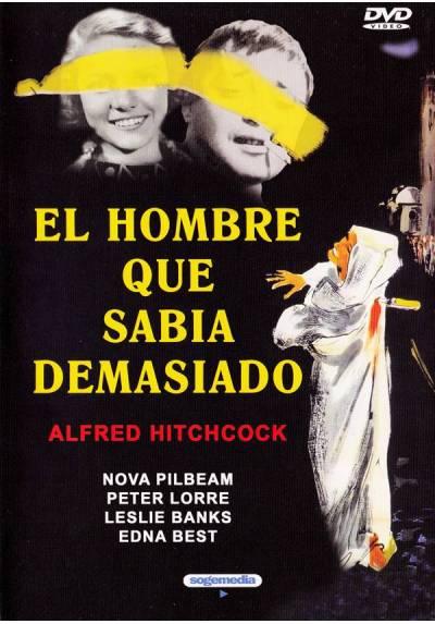 copy of El Hombre que Sabia Demasiado (The Man Who Knew Too Much)