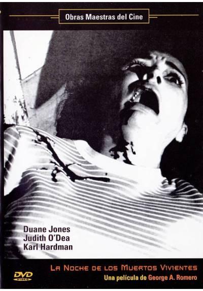 La Noche De Los Muertos Vivientes (1968) (Night Of The Living Dead)
