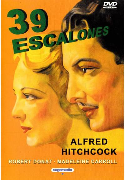 39 escalones (The 39 Steps) (The Thirty-Nine Steps)