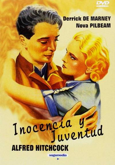 copy of Alfred Hitchcock : Inocencia Y Juventud (Young and Innocent)