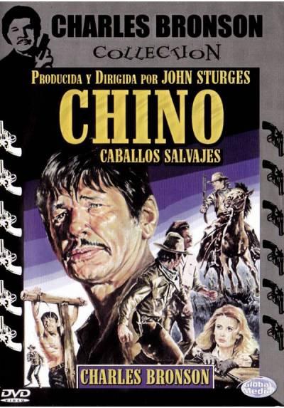 Chino: Caballos Salvajes  (Valdez, Il Mezzosangue)