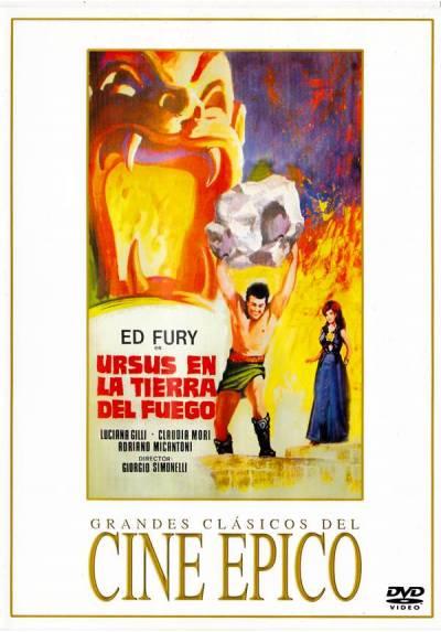 Ursus en la tierra del fuego (Ursus nella terra di fuoco)