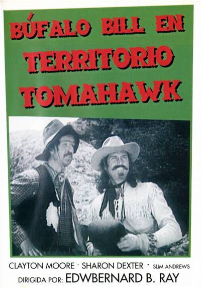 Buffalo Bill en territorio Tomahawk (Buffalo Bill in Tomahawk Territory)