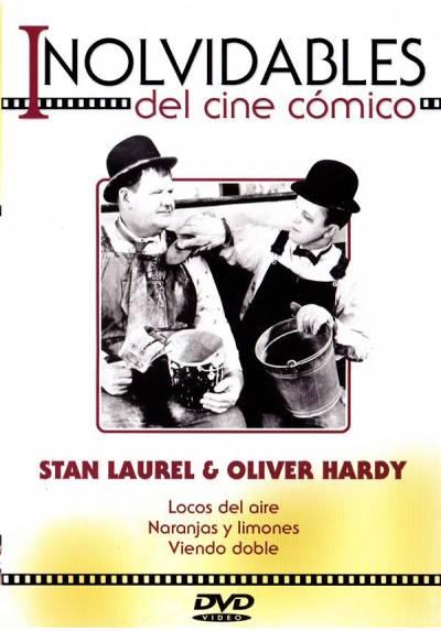 Inolvidables del cine cómico: Laurel & Hardy