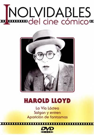 Inolvidables del cine cómico: Harol Lloyd