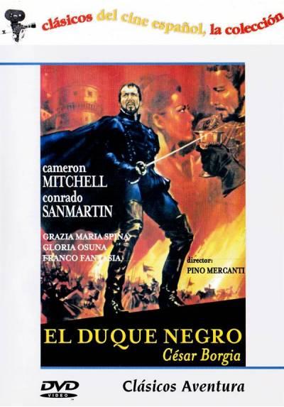 El duque Negro (César Borgia) (Il duca nero)