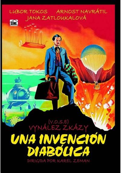 Una invención diabólica (V.O.S) (Vynález zkázy - A Deadly Invention)