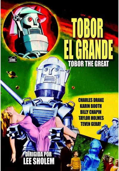 Tobor el grande (V.O.S) (Tobor the Great)