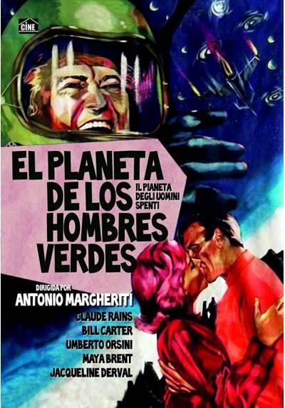 El planeta de los hombres verdes (Il pianeta degli uomini spenti) (Battle of the Worlds)