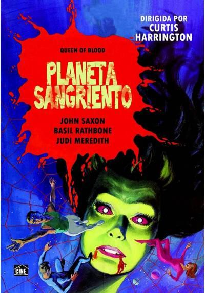 Planeta sangriento (Queen of Blood)