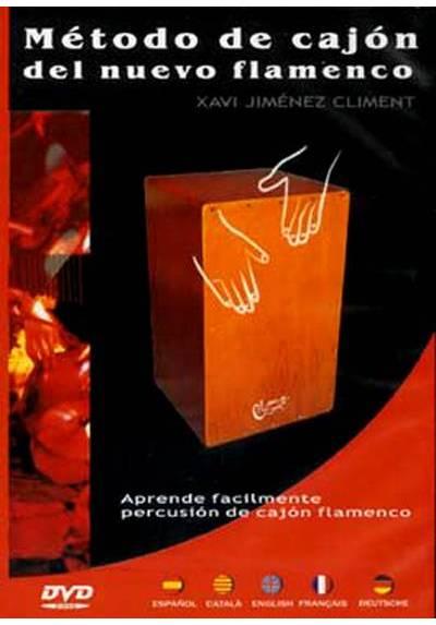 Método de cajón del nuevo flamenco