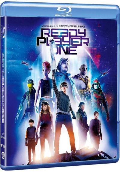 copy of Ready Player One (Blu-Ray) (Ed Iconic)