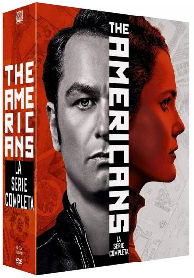 The Americans (Serie Completa)