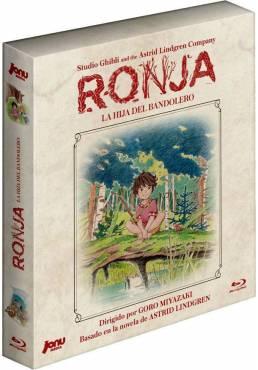 Ronja, la hija del bandolero (Blu-ray) (Sanzoku no Musume Ronia)