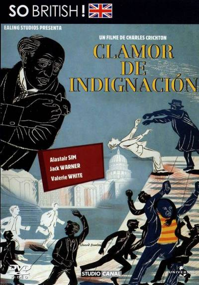 Clamor de indignación (Hue and Cry)