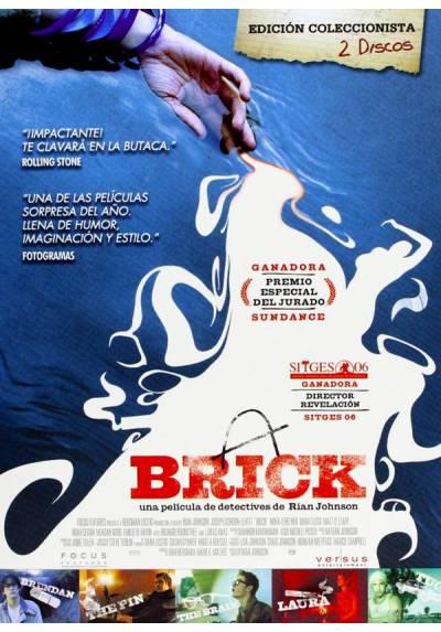 Brick (Edición 2 discos)