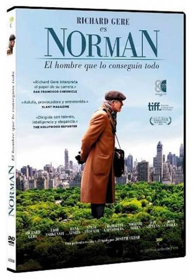 Norman, el hombre que lo conseguía todo (Norman: The Moderate Rise and Tragic Fall of a New York Fixer)