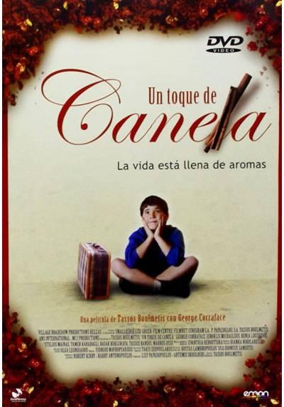 Un toque de canela (Politiki kouzina) (A Touch of Spice)