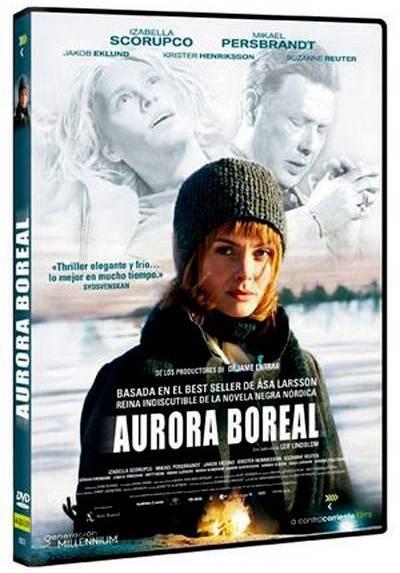 Aurora boreal (Solstorm)