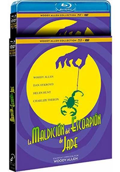 La maldición del escorpión de Jade (Blu-ray + DVD) (The Curse of the Jade Scorpion)