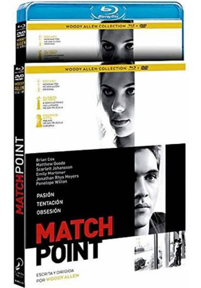 Match Point (Blu-ray + DVD)