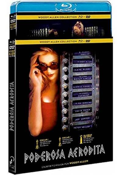 Poderosa Afrodita (Blu-ray + DVD) (Mighty Aphrodite)
